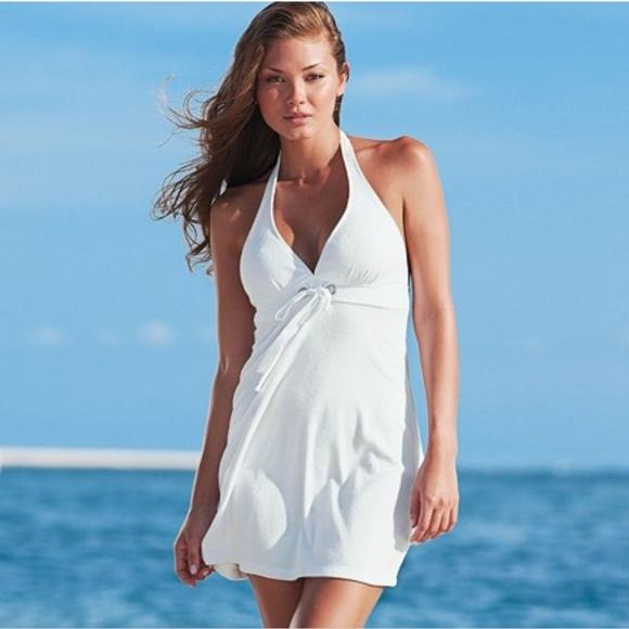 8df84bf460 Venus terry halter dress/bikini cover-up. M_5b4a0fb2aa57198b9ea2fbc4